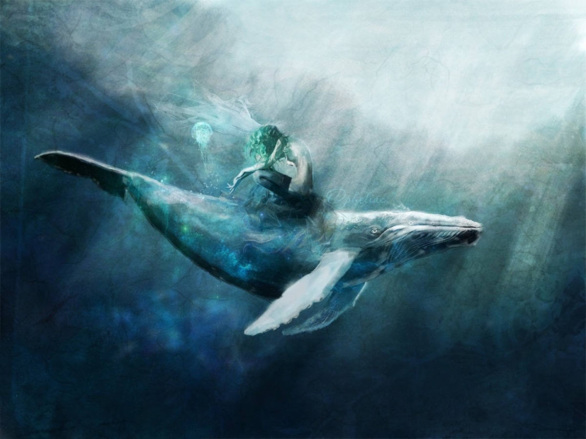 digital-woman-riding-humpback-whale-illustration