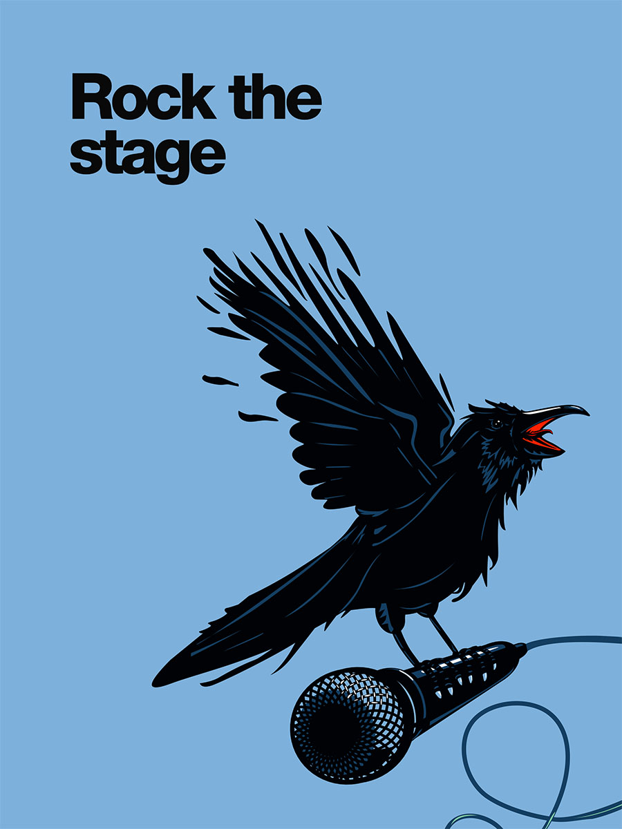 Rock The Stage